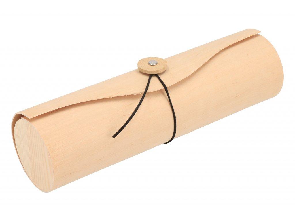 Drevená tuba na víno