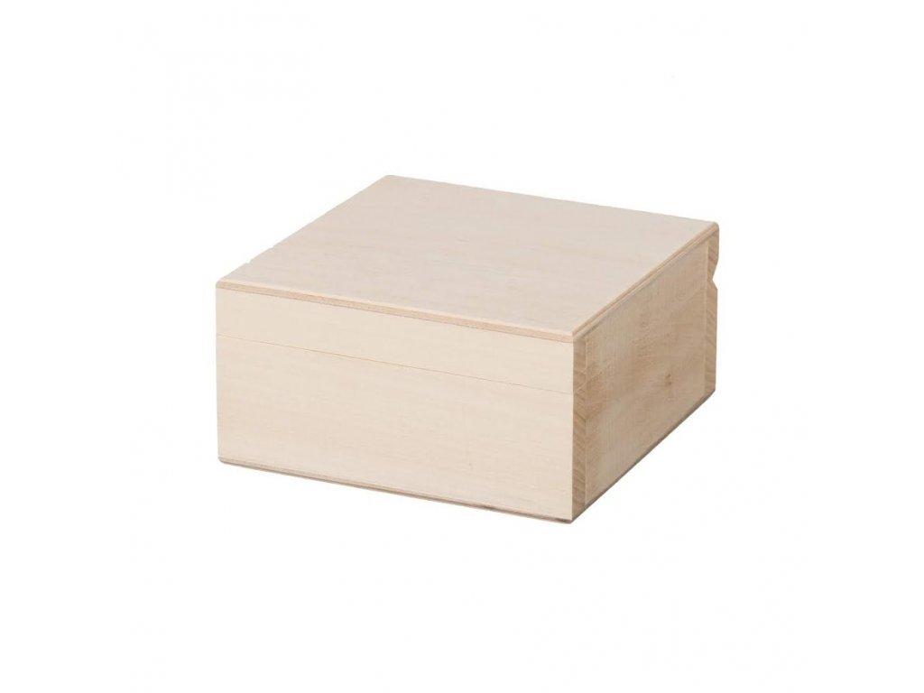 Drevená krabička XIV