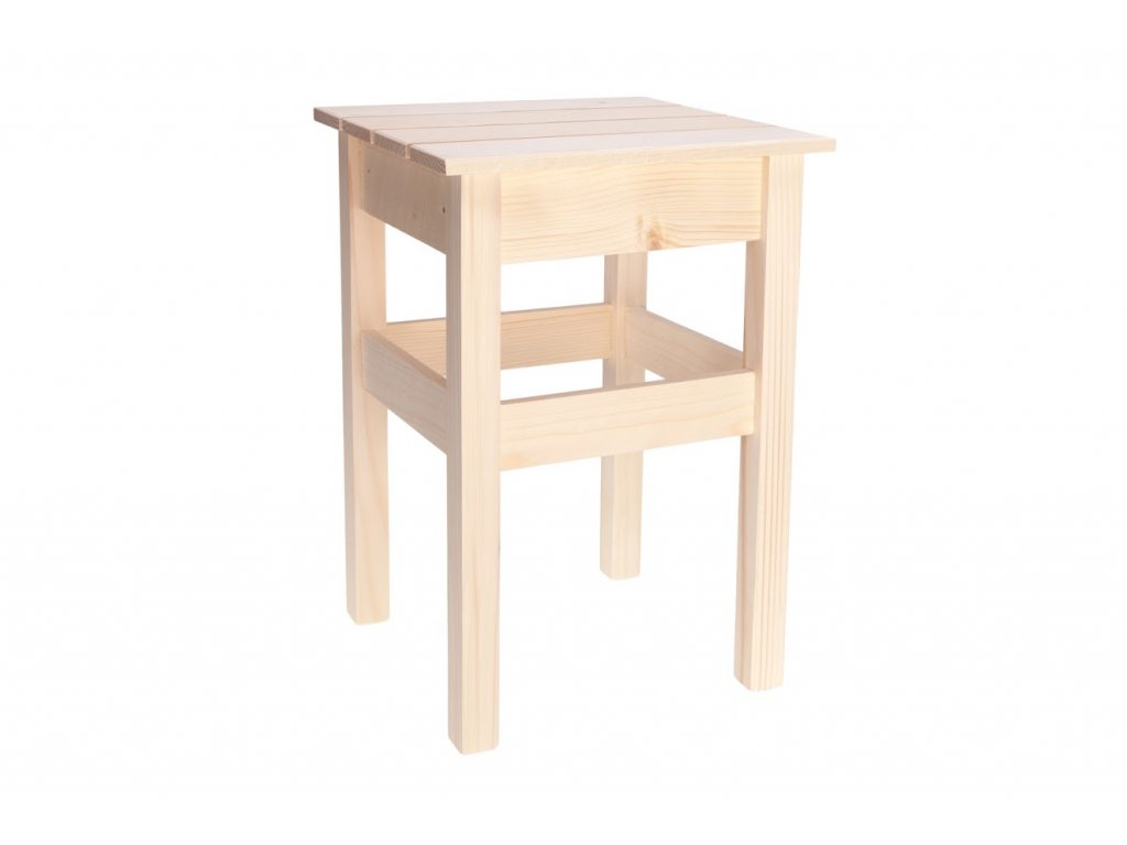 Drevená stolička II