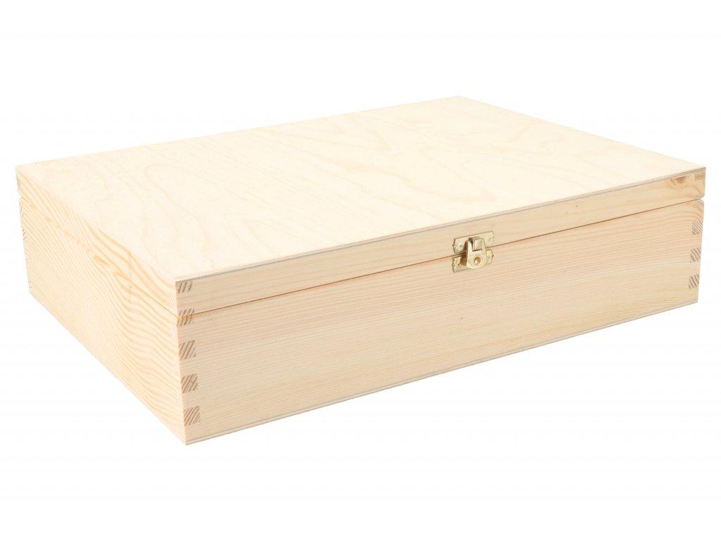 Drevená krabička XV