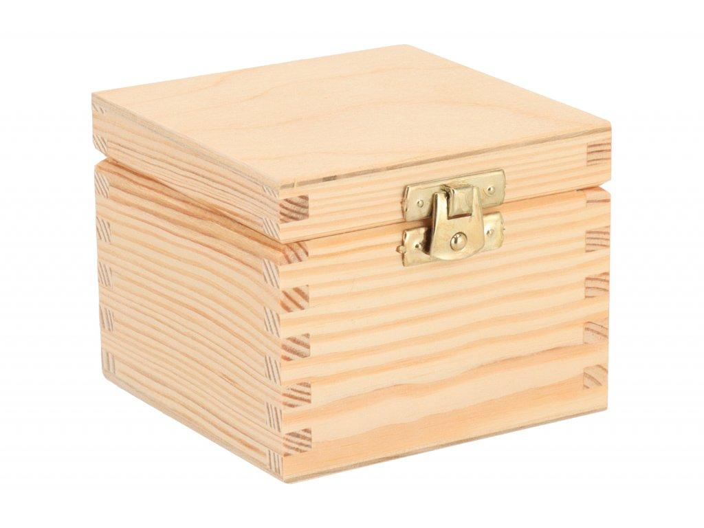 Drevená krabička XVI
