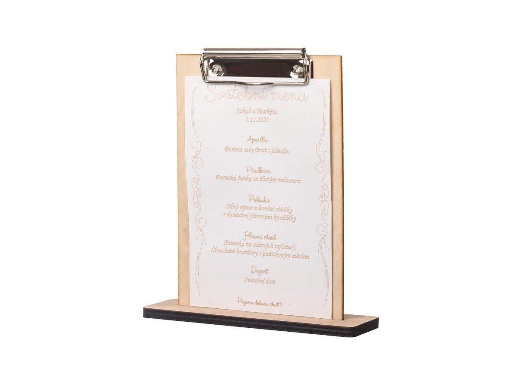 Svadobné menu III