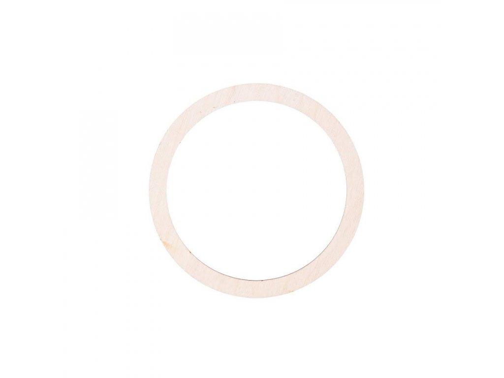 Drevený kruh 12 cm