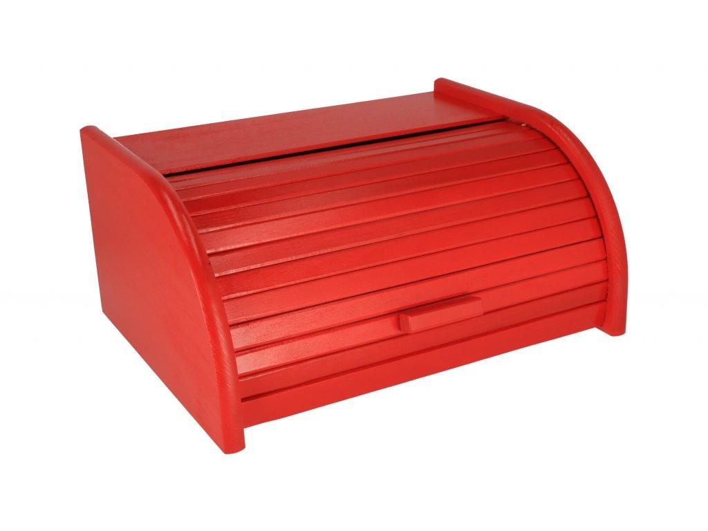 Chlebník farebný - červený
