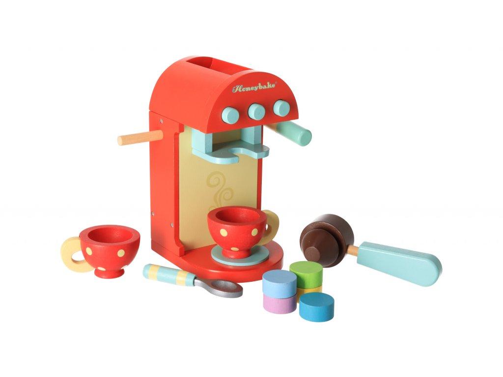 Detský kávovar s príslušenstvom