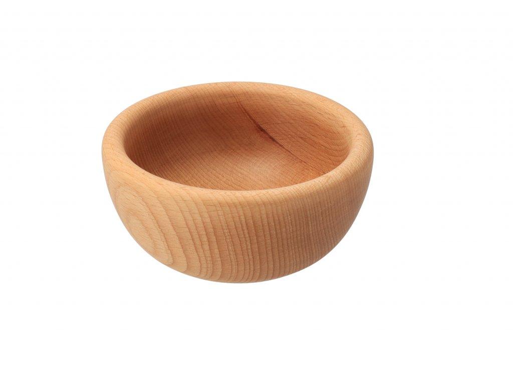 Drevená miska 12 cm