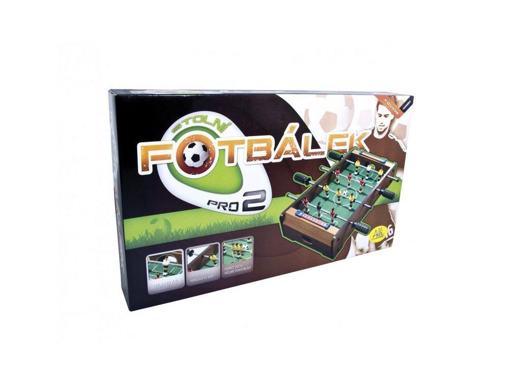 Stolný futbal pre 2