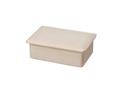 Drevená krabička XXI