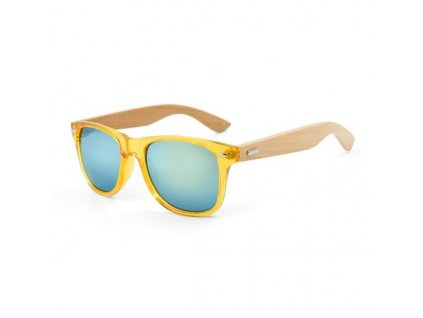 Dřevěné sluneční brýle VI