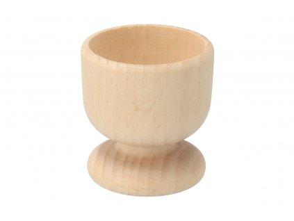 Drevený stojan na vajíčko 6 cm