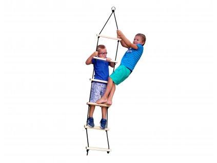 Povrazový rebrík (do 100 kg)