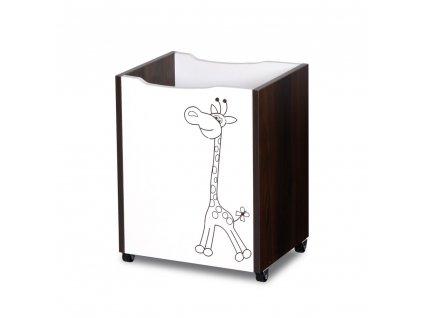 Kôš na hračky žirafa