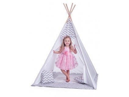 Detský stan - teepee