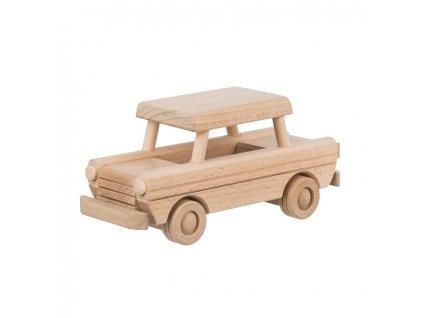 Drevený trabant