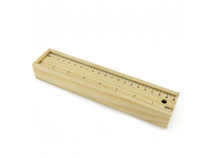 Drevené ceruzky - súprava 12 ks