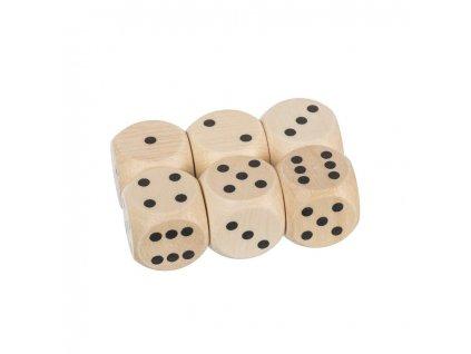Hracie kocky 6 ks