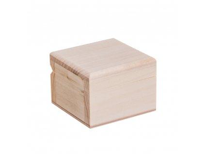 Drevená krabička VIII