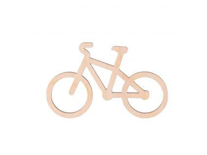 Drevený bicykel 8 x 5 cm