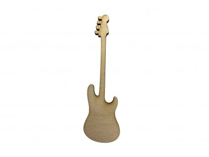 Drevená gitara III 10 x 3 cm