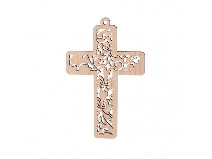 Drevený kríž II