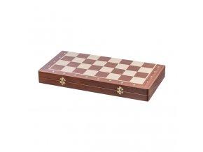 Drevené šachy  52 x 52 cm