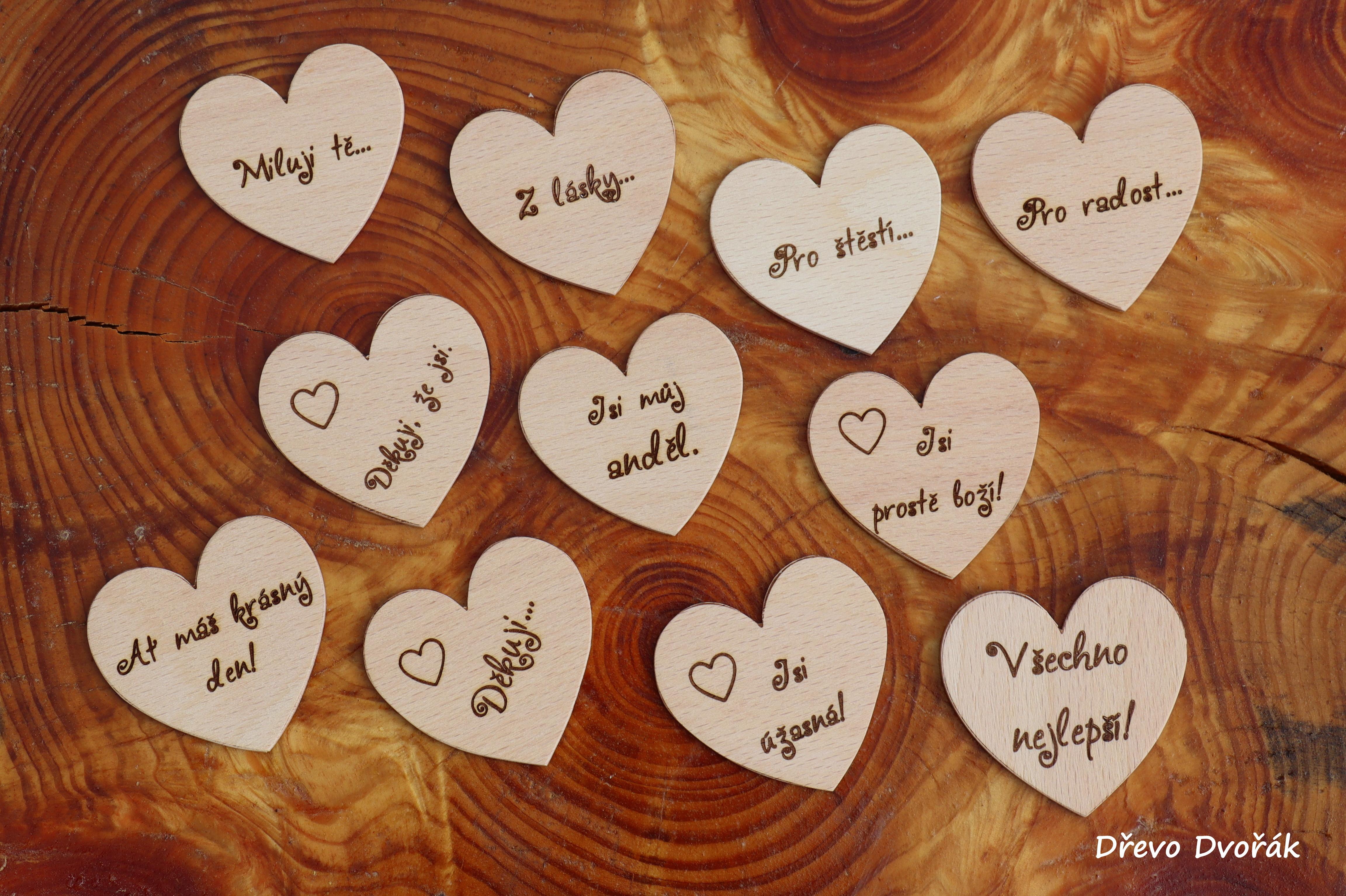 přání srdce