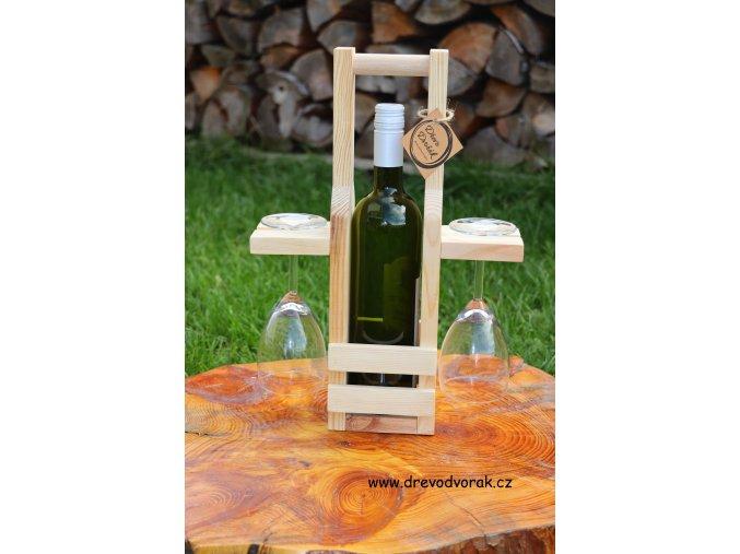 Přepravka na víno