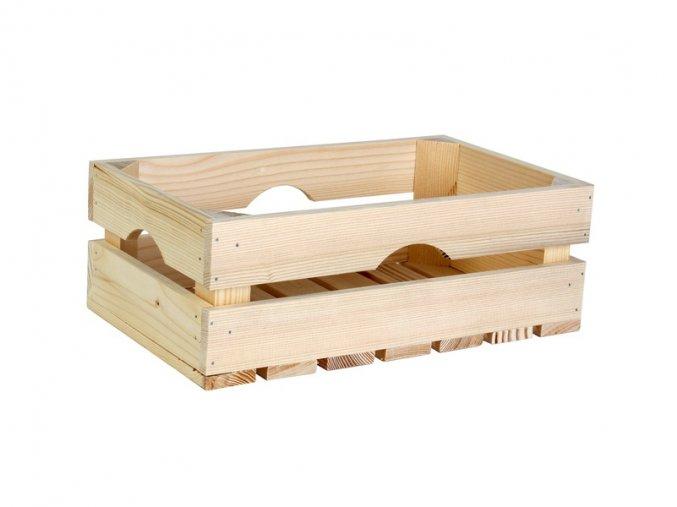 drevená bedynka