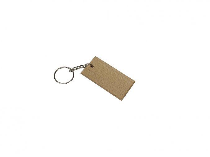 přívěšek na klíče obdélník