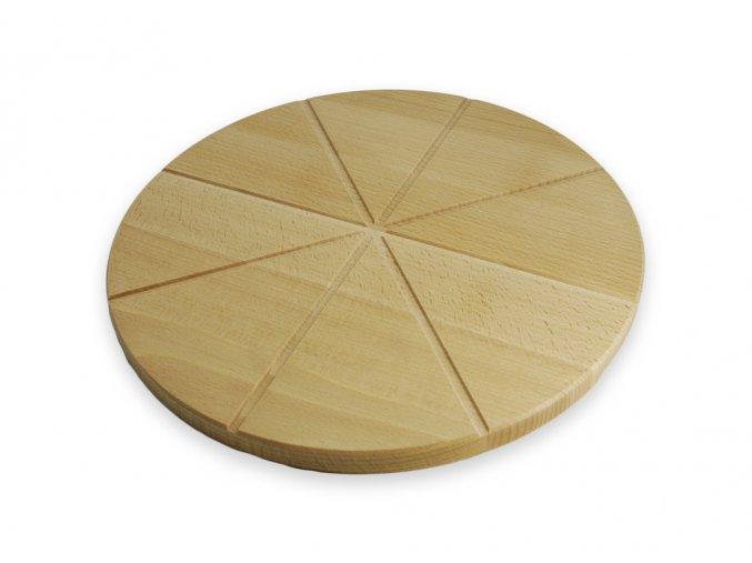 pizza prkénko 8 dílků