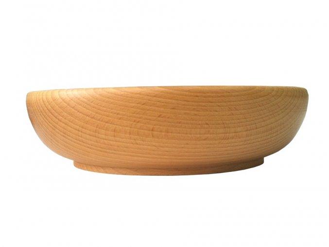 dřevěná miska velká