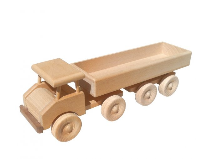 Dřevěné auto TATRA MAX