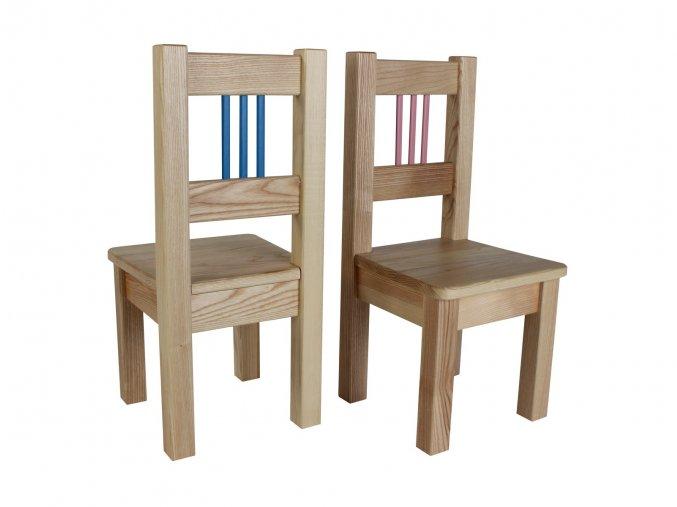 Dětská židlička BORNE sada