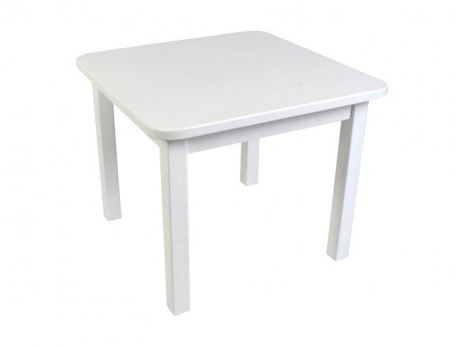 Dětský masivní stůl