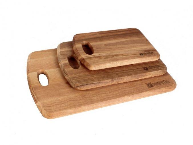 Akční cena dřevěných prkének