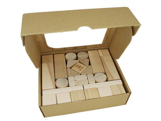 dětské kostky velké krabice
