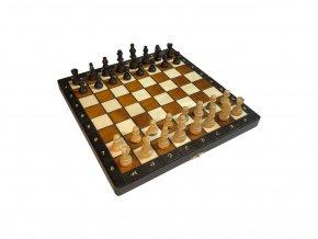 šachy s magnetem