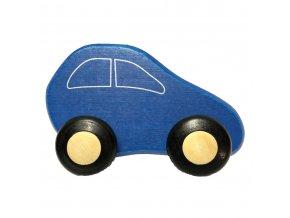 autíčko modré