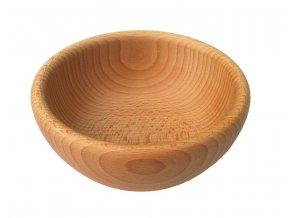 Dřevěná miska BOWL 14 cm