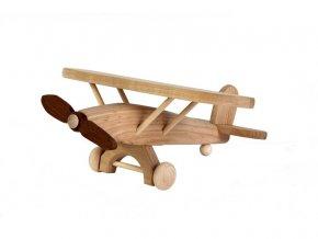 Dřevěné letadlo CHERRY