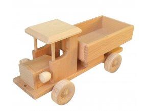 Dřevěné auto TATRA retro