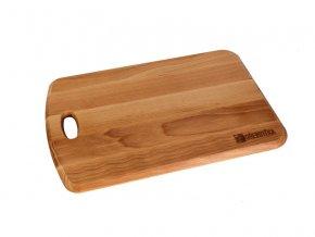 velké dřevěné prkénko