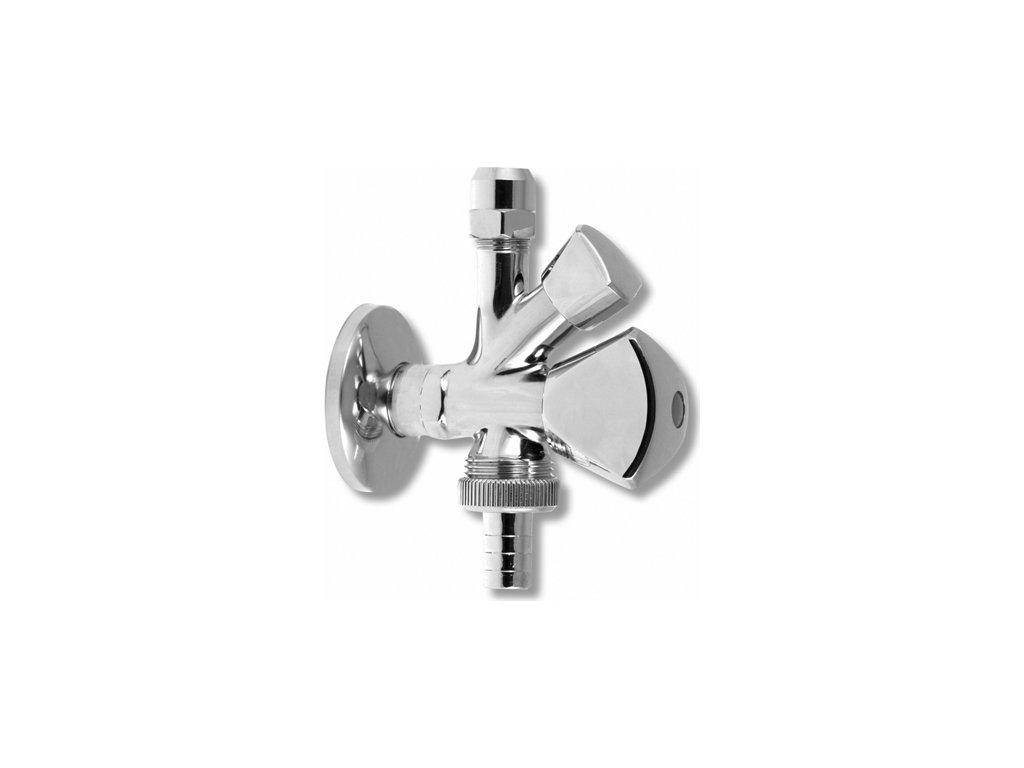 """Novaservis Kombinovaný rohový ventil 1/2"""" SC1720"""