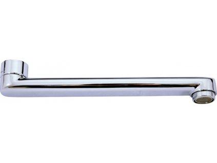 Slezák Rav ramínko ploché rovné 160mm pro dřezové a umyvadlové baterie SR0316