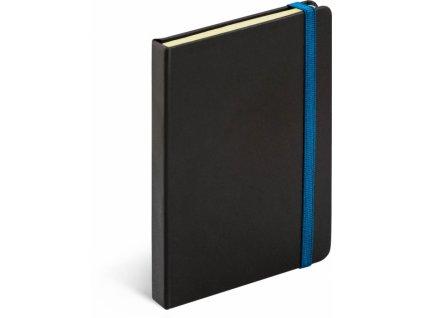 Notes A5 Tuscon koženka s gumičkou