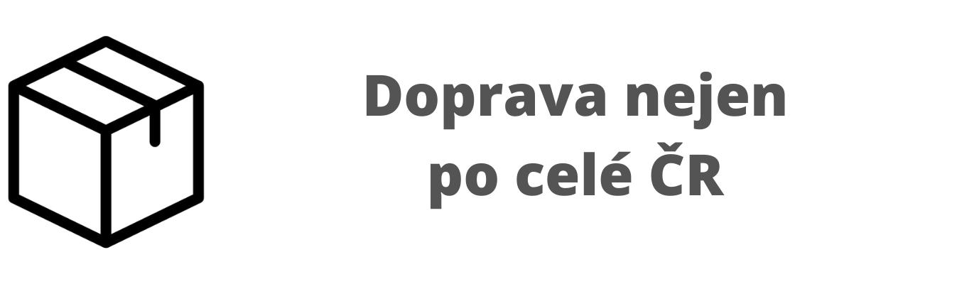 Doprava nejen po celé ČR