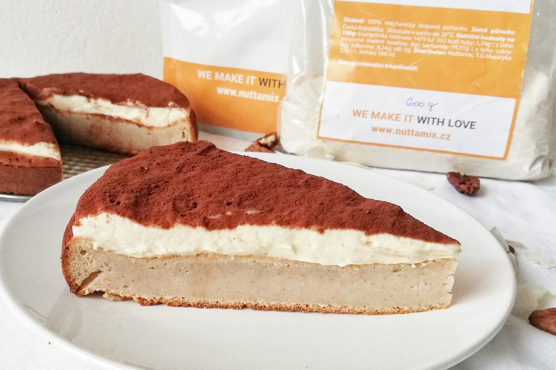 recept-dort-z-pohankove-mouky-nuttamix