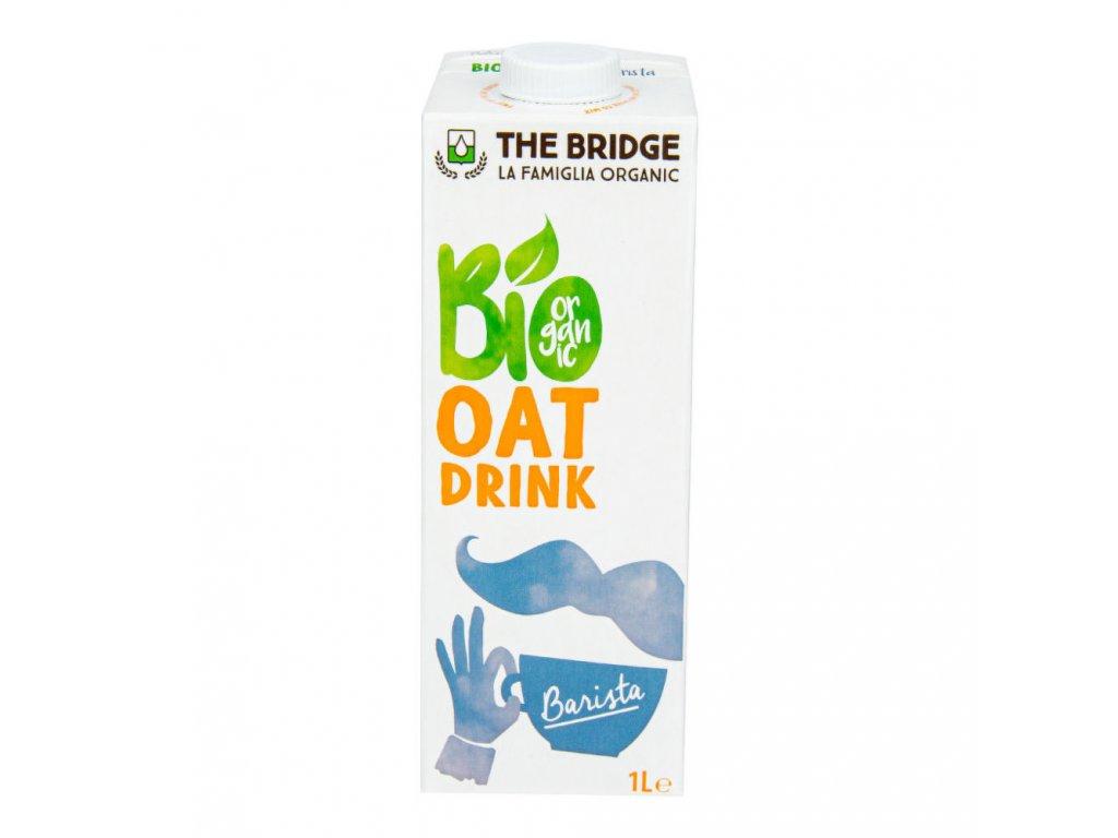 napoj ovesny barista the bridge