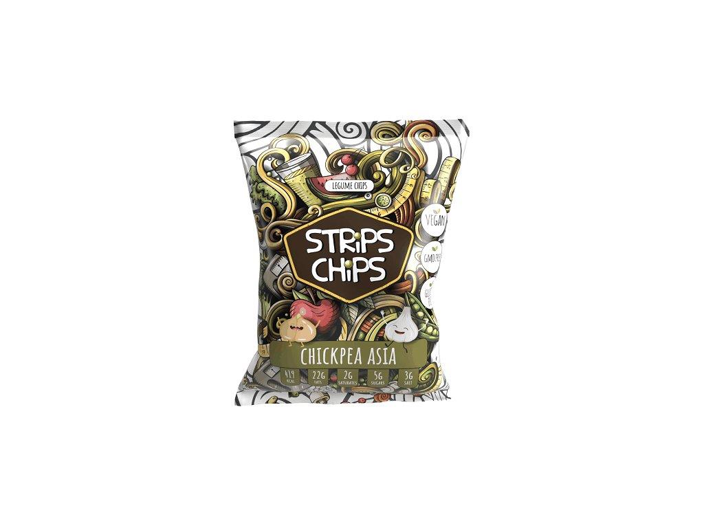 stripschips chickpea asia