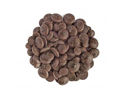 Nuttamix Italská 72% hořká čokoláda pecky 500g